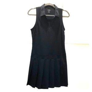 Calvin Klein Black Tennis Dress